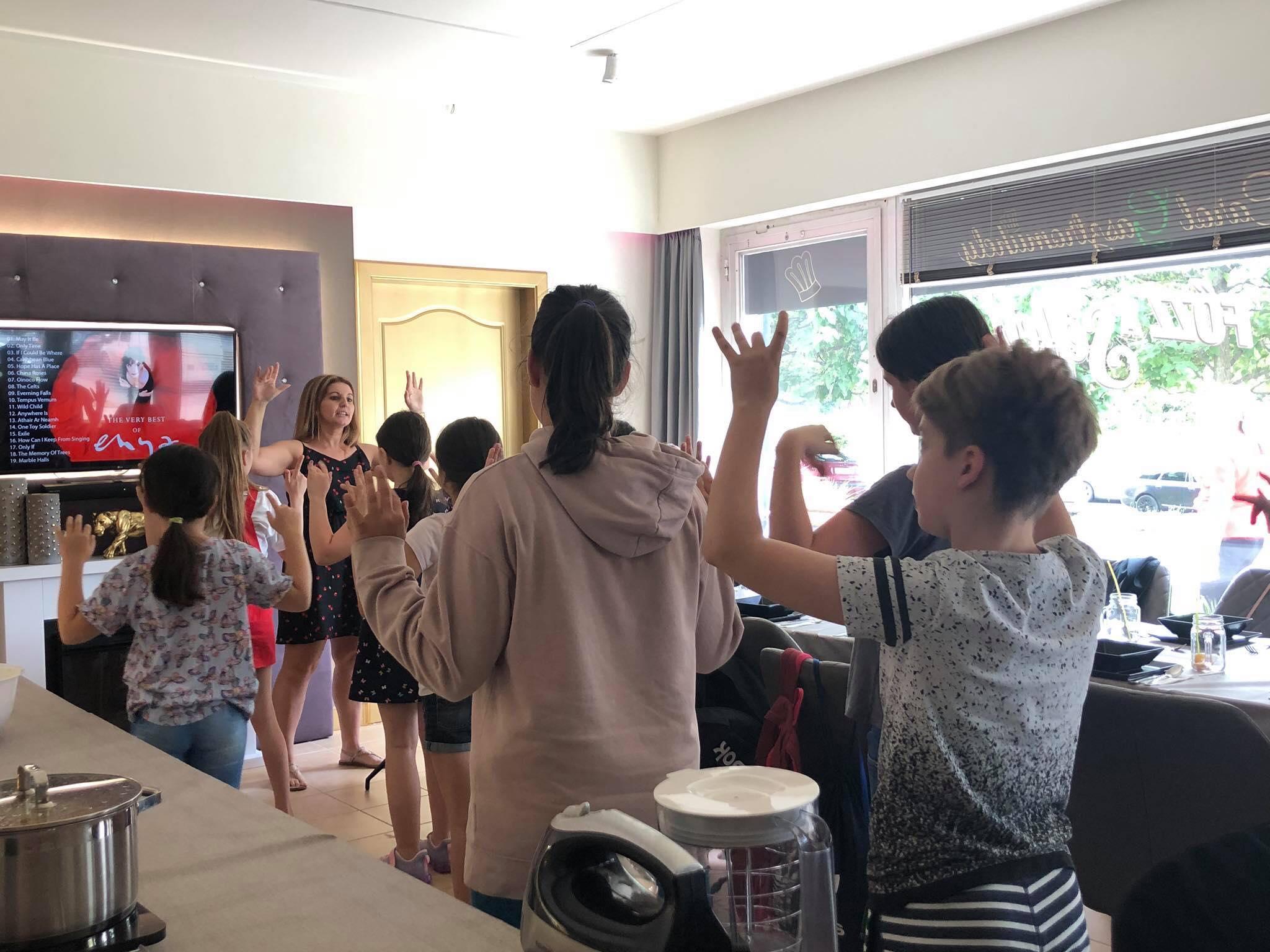 debrecen nyári tábor, főzőtábor gyerekeknek carol gasztroműhely 2